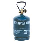 Akcija!! Turistinis dujų balionas  BT-1 kg